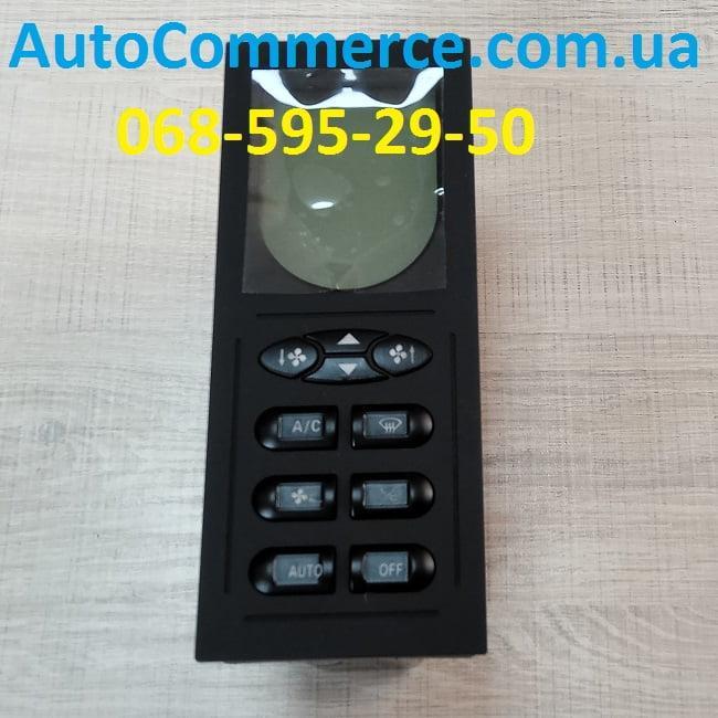 Блок управления отопителем и кондиционером HOWO ХОВО (WG1630840322)