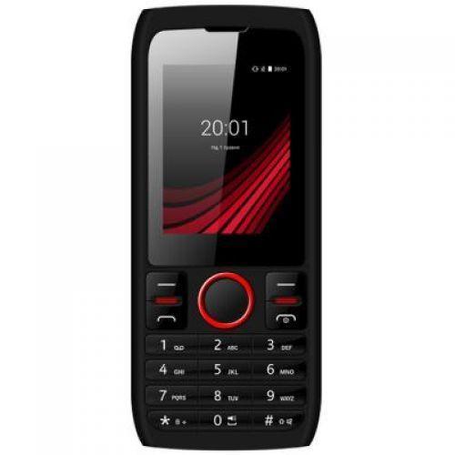 Мобильный телефон Ergo F247 Flash Dual Sim (Black)