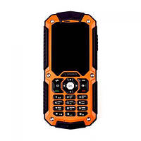 Мобильный телефон Sigma mobile X-treme IT67M Single Sim (Black-Orange)