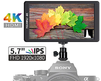 Монитор FeelWorld F570 5.7 IPS 4K HDMI (FWF570)
