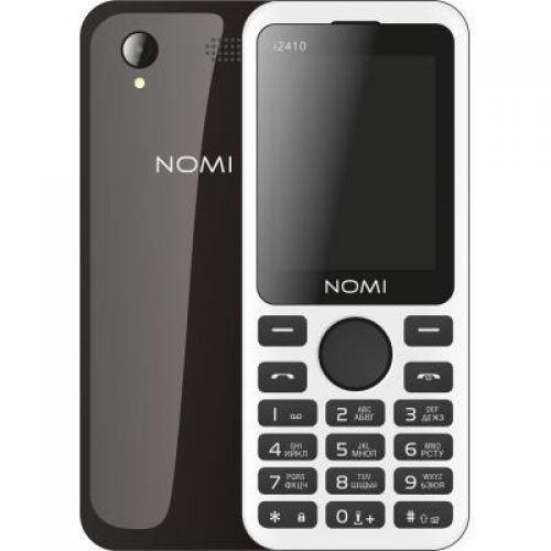Мобильный телефон Nomi i2410 (Black)