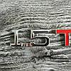 "3D эмблема ""1_5""  - металл хром"