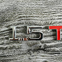 "3D эмблема ""1_5""  - металл хром, фото 1"