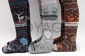 Зимние колготы MELATTI разных цветов с узором для девочек 3,5