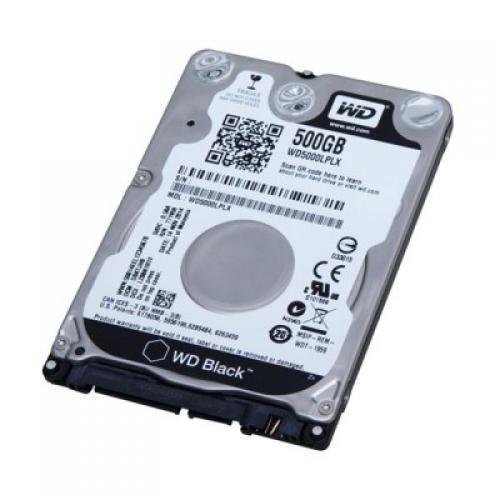 """Жесткий диск для ноутбука SATA 2,5"""" 500Gb WD (WD5000LPLX) (Магазин М8)"""