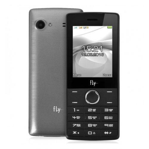Мобильный телефон Fly FF244 (Grey)
