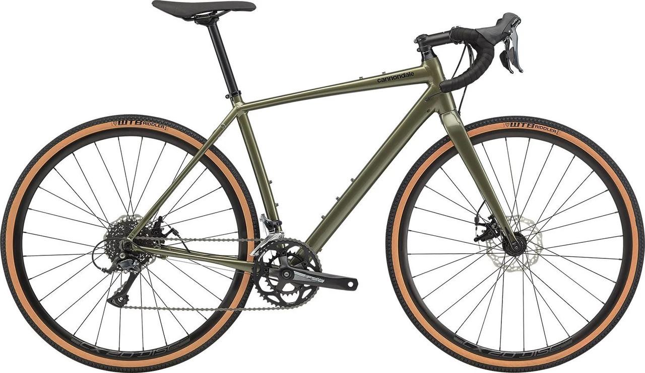 "Велосипед 28"" Cannondale TOPSTONE Sora рама - X 2020 MAT"