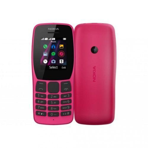 Мобильный телефон Nokia 110 2019 Dual Sim (Pink)