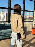 Куртка-косуха еко шкіра DM1621, фото 6