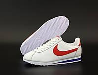 Мужские кроссовки Nike Cortez белые