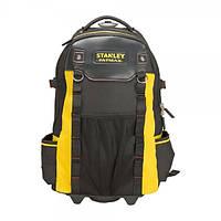 Рюкзак инструментальный FatMax на колесах с карманами и держателями (36 x 23 x 54см) Stanley 1-79-215