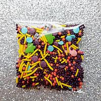 """Посыпка для торта и кексов """"Цветные кружочки"""""""