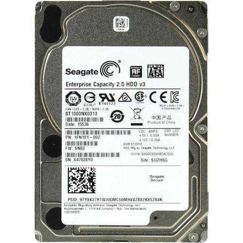 "Жесткий диск для ноутбука SATA 2,5"" 1TB Seagate (ST1000NX0313) (Магазин М8)"