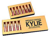 Набор матовых помад Kylie Birthday Edition Mini