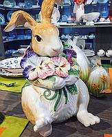 Статуэтка, шкатулка Кролик Lamart Италия