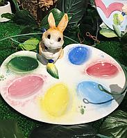 Подставка для яиц Кролик. Итальянская посуда Lamart