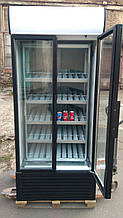 Холодильный шкаф под банки S 880 SC TD. холодильник под жесть.
