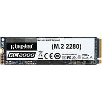 Диск SSD M.2 2280 500GB Kingston KC2000 M.2 2280 PCIe 3.0 x4 3D TLC (SKC2000M8/500G)