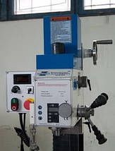 Zenitech BFM 35 Vario L фрезерный станок по металлу, фото 3