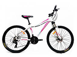 Жіночий, гірський велосипед Crosser Sweet 26