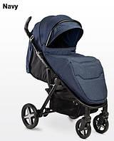 Детская прогулочная коляска Caretero Titan (Синяя)