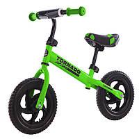 Дитячий велобіг від зелений, фото 1