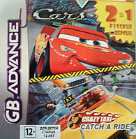 Картридж для Game Boy Advance 2в1