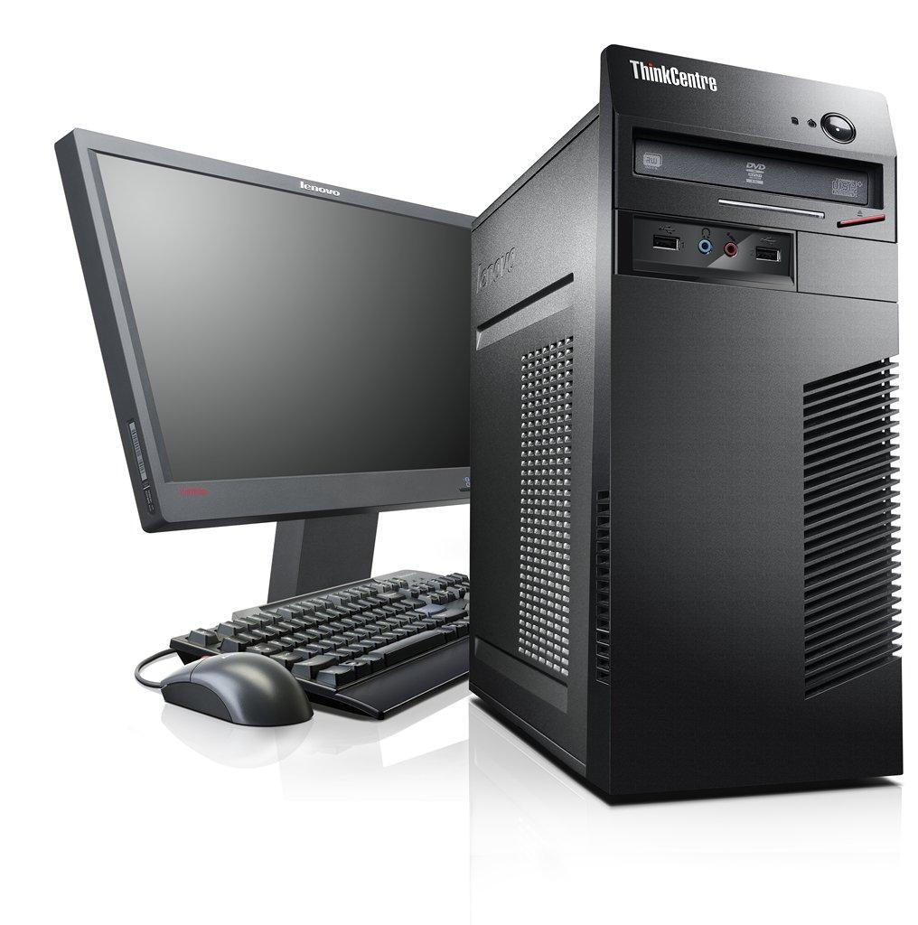 """Компьютер в сборе, Core i5-4460, 4 ядра по 3.40 ГГц, 4 Гб ОЗУ DDR3, HDD 250 Гб, монитор 19"""" /16:9/"""