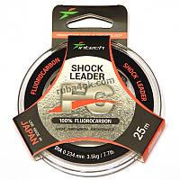 Флюорокарбон Intech FC Shock Leader 0.234мм 25м (3.5kg / 7.7lb)
