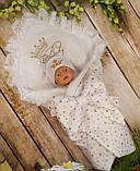 Конверт, одеяло для новорожденного весна/лето, фото 8