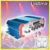 Підсилювач потужності звуку AMP CM 2042U D1001 + ПОДАРУНОК!!! Навушники Apple iPhone
