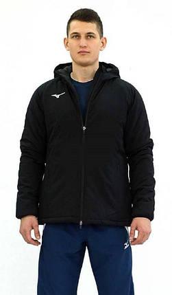 Куртка для бега Mizuno Padded Jacket 32EE7500-09, фото 2