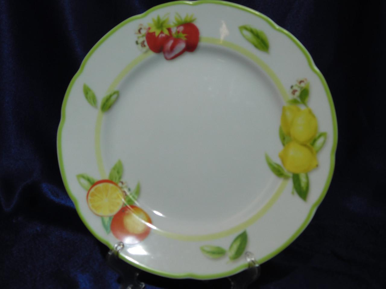 Набор десертных тарелок Cmielow Feston E638 19см 6 штук (7013)