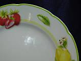 Набор десертных тарелок Cmielow Feston E638 19см 6 штук (7013), фото 2