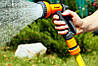 Пистолет для полива Presto-PS насадка на шланг пластик (7210), фото 3