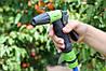 Пистолет для полива Presto-PS насадка на шланг пластик (7208G), фото 2