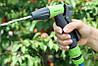 Пистолет для полива Presto-PS насадка на шланг пластик (7208G), фото 3