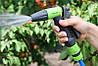 Пистолет для полива Presto-PS насадка на шланг пластик (7208G), фото 4