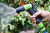 Пистолет для полива Presto-PS насадка на шланг пластик (7208G), фото 5