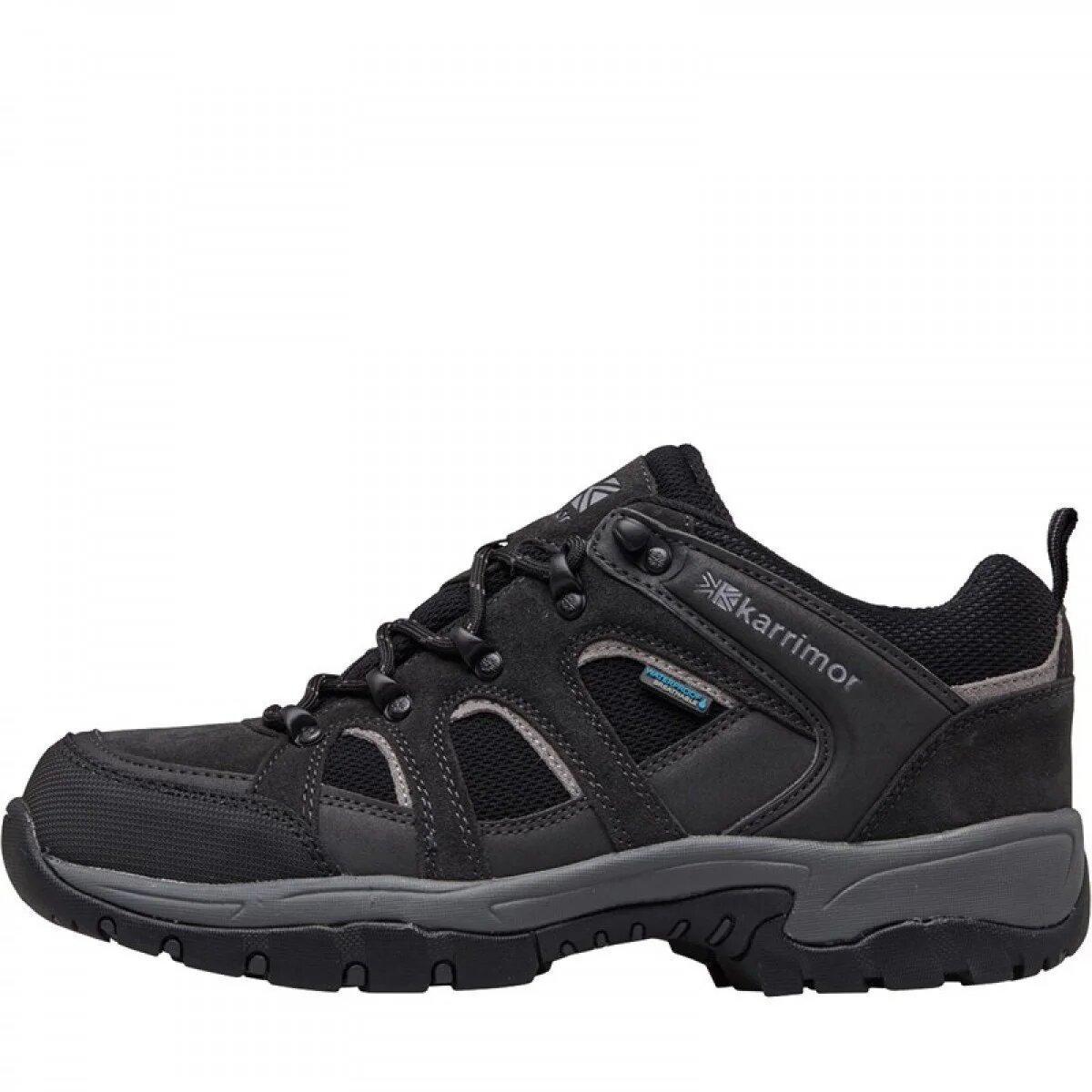 Оригинальные трекинговые ботинки на мембране Karrimor Bodmin Low 4 weathertite