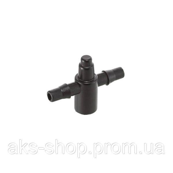 Адаптер для крапельниць Presto-PS на 2 виходи для краплинної трубки 3,5 мм, в упаковці - 10 шт. (5133)
