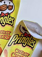 Прикольные мужские носки с принтом Pringles Cheese, фото 6