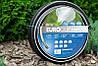 Шланг садовий Tecnotubi Euro Guip Black для поливу діаметр 1/2 дюйма, довжина 50 м (EGB 1/2 50), фото 2