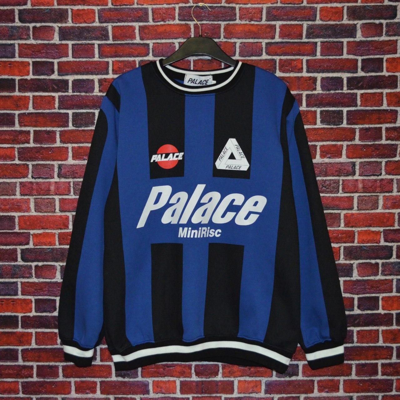 Свитшот Palace Palazzo 17 Blue