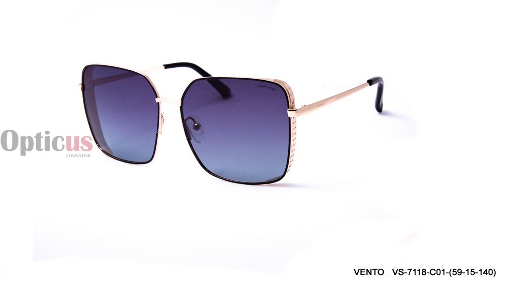 Окуляри сонцезахисні VENTO VS7118 C01