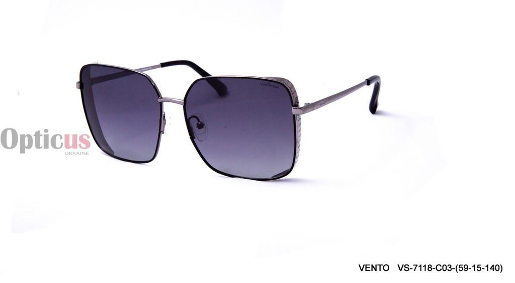 Окуляри сонцезахисні VENTO VS7118 C03