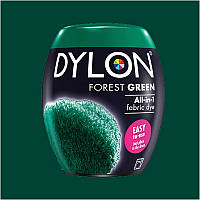 Краска для окрашивания ткани в стиральной машине DYLON Machine Use Forest Green (бочонок)