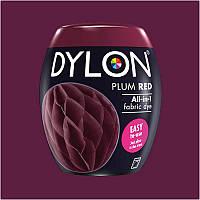 Краска для окрашивания ткани в стиральной машине DYLON Machine Use Plum Red (бочонок)