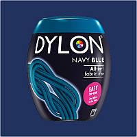 Краска для окрашивания ткани в стиральной машине DYLON Machine Use Navy Blue (бочонок)