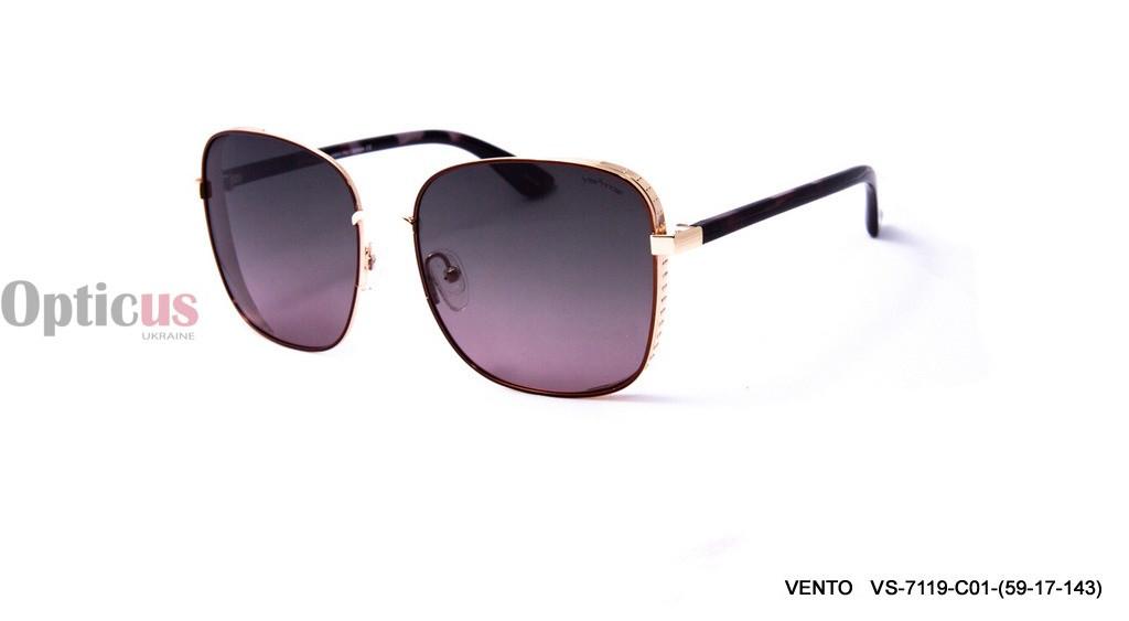 Окуляри сонцезахисні VENTO VS7119 C01